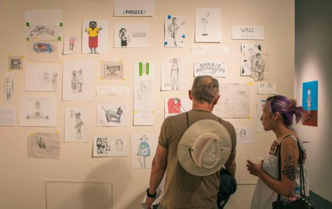 Art duo Lxs Dos host immigration workshops
