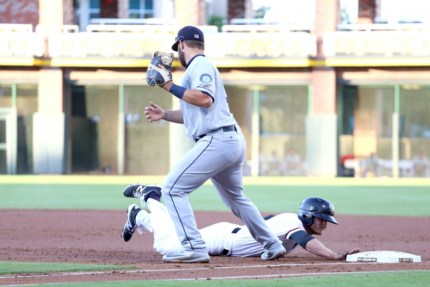 Chihuahuas take down Tacoma in game one