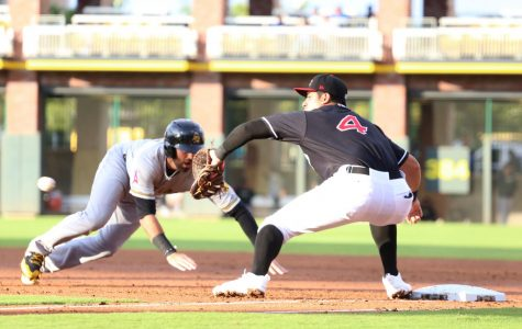 Chihuahuas fall short despite late surge against Salt Lake