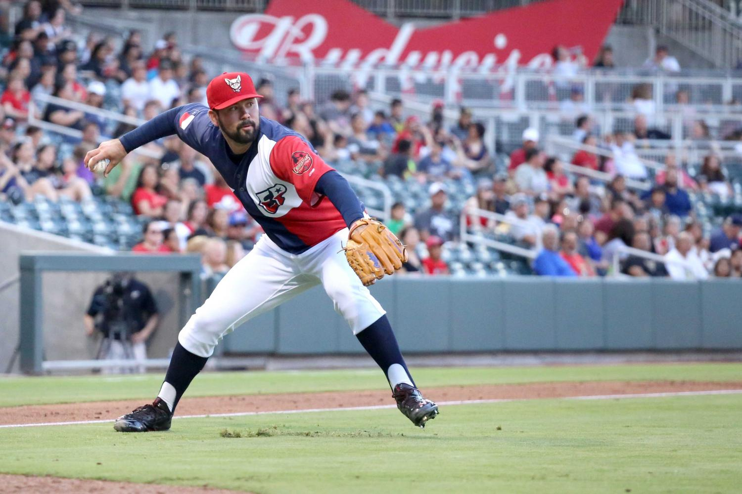 Chihuahuas prevail in high scoring win over the Grizzlies
