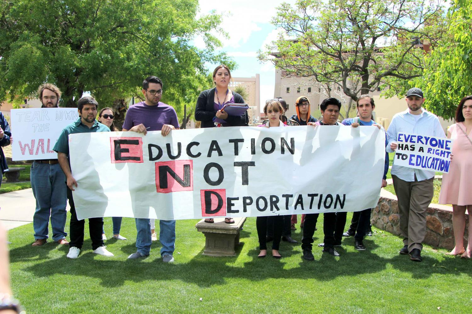 Education Across Borders seeks to use the same energy that Education Not Deportation (E.N.D.) used, but Education Across Borders promises to be more policy-driven