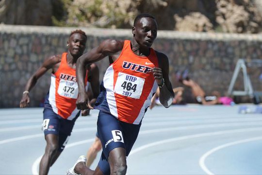 Photo courtesy of UTEP Athletics