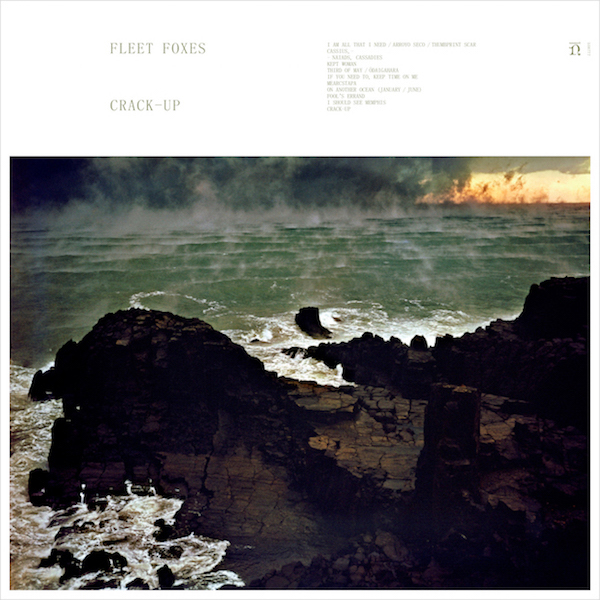 'Crack-Up' changes direction for Fleet Foxes