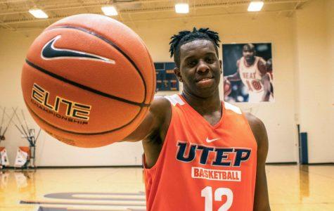 Men's basketball welcomes newcomer Tirus Smith