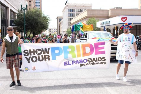 Pride Month will be celebrating its 12th year in El Paso.