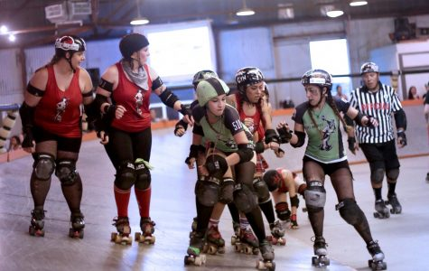 Roller Derby: The grunge and grit of sports