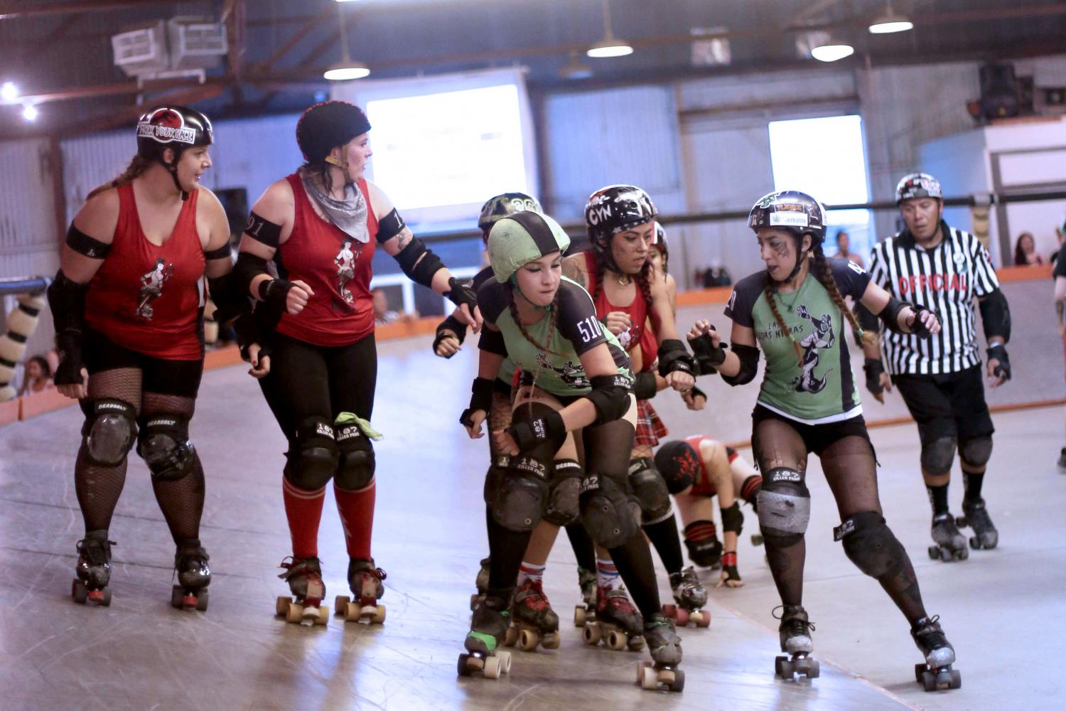 Roller+Derby%3A+The+grunge+and+grit+of+sports