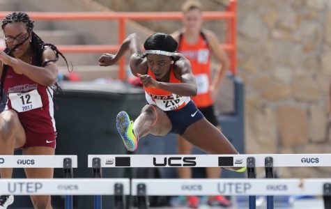 Amusan battled her way to an NCAA crown