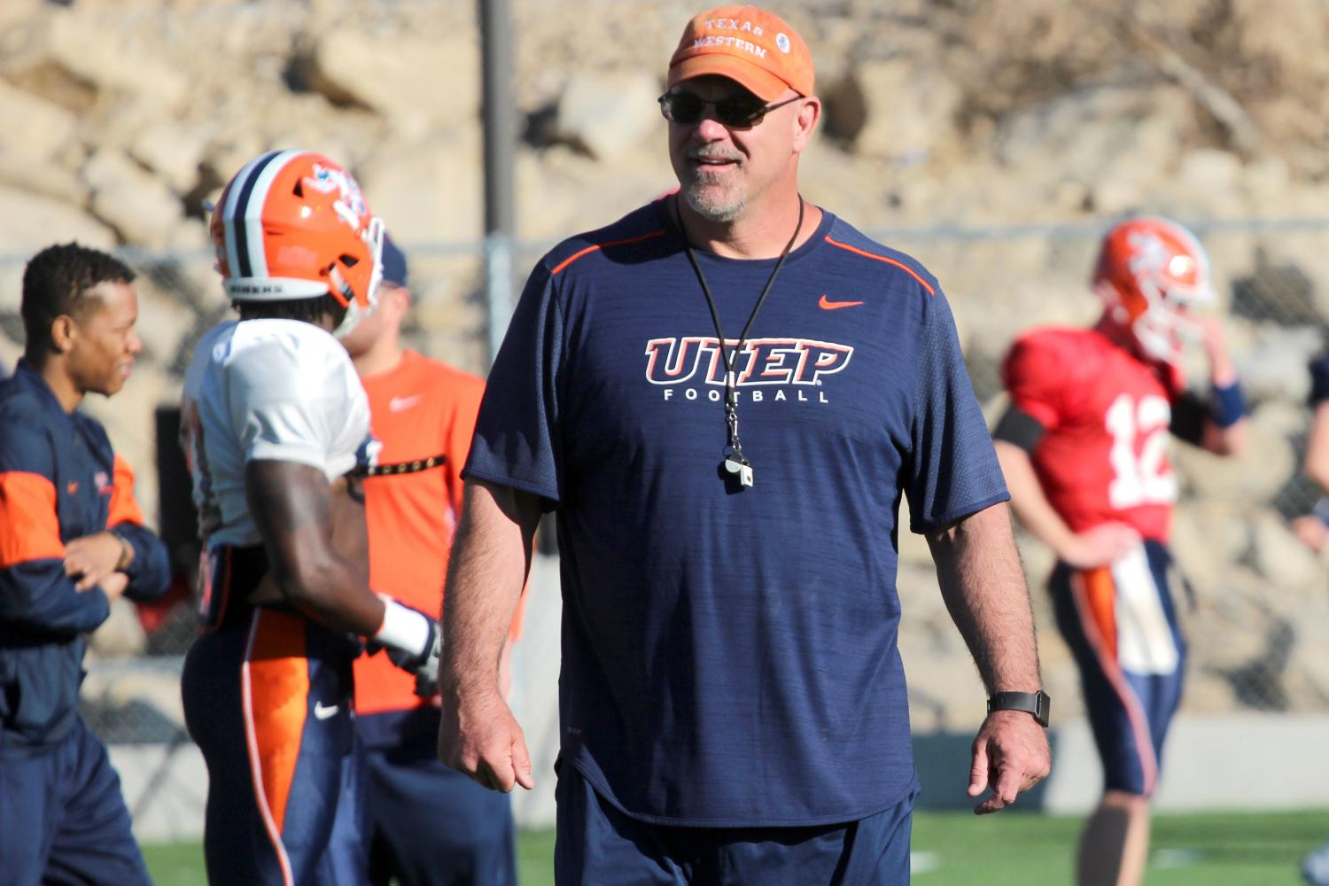 Head coach Sean Kugler showed optimism at the C-USA media day and talked about the team's off-season improvements.