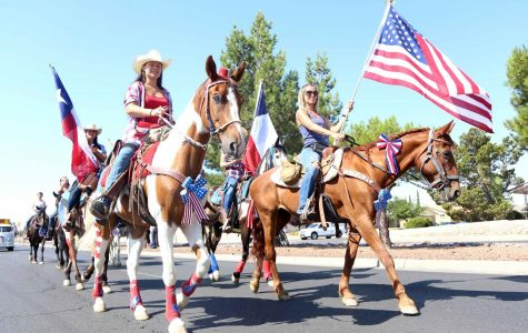Annual Independence Day parade celebrates America