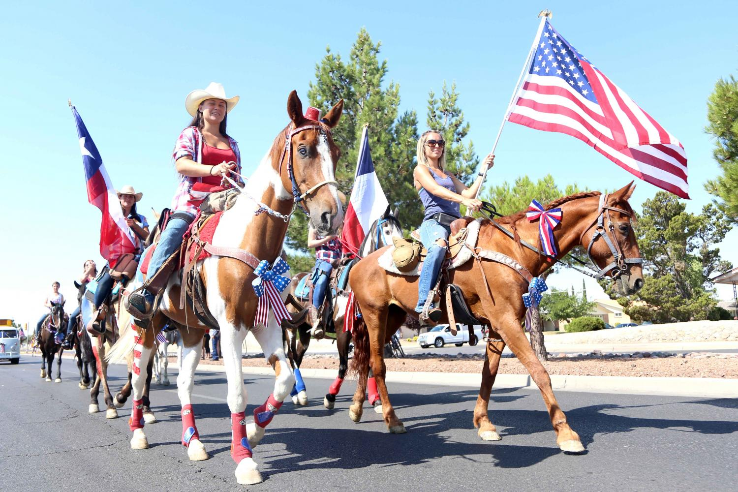 Annual+Independence+Day+parade+celebrates+America