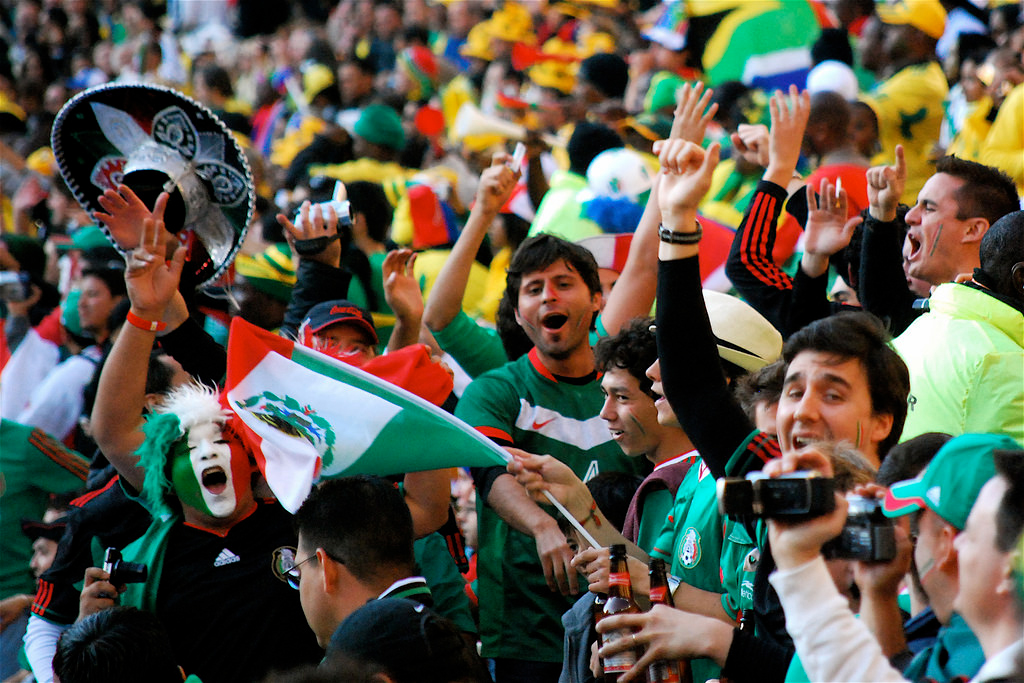 Mexico+shines+in+Gold+Cup+debut