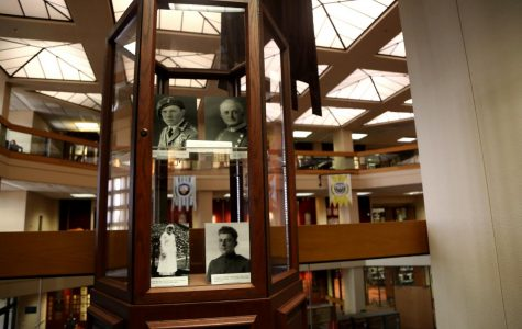 UTEP library honors El Paso WWI veterans