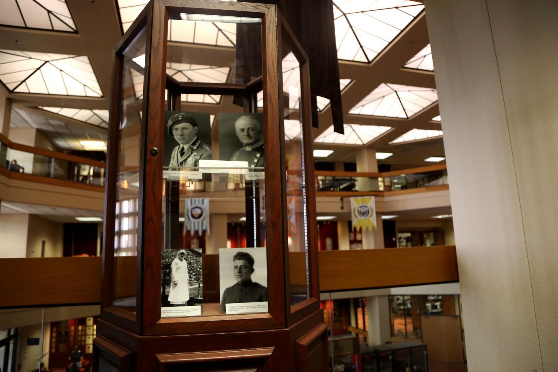UTEP+library+honors+El+Paso+WWI+veterans