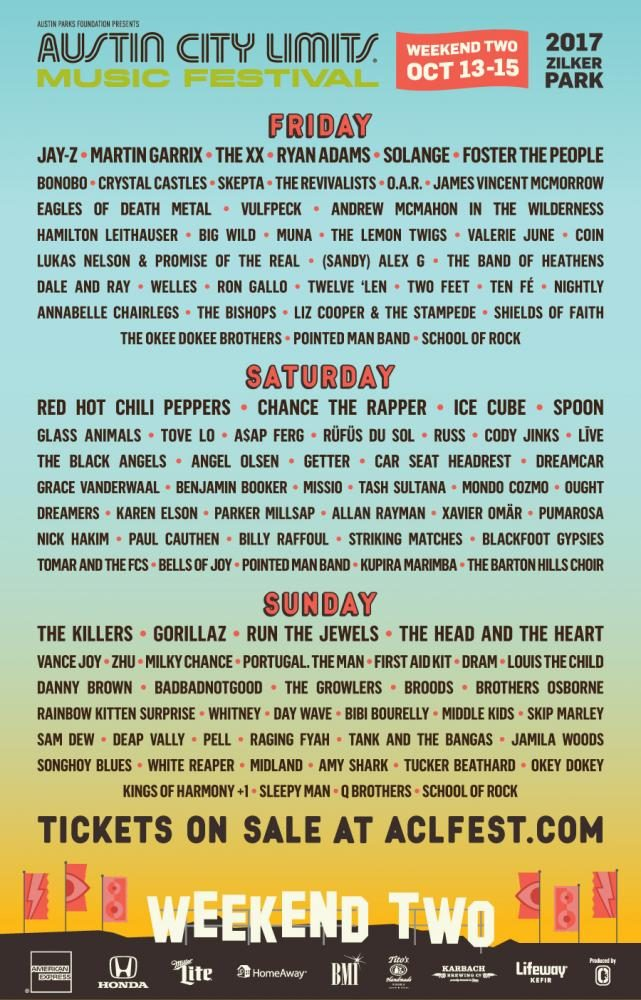 Songs+to+listen+to+in+anticipation+of+ACL%27s+Weekend+Two%3A+A+playlist+of+the+headliners