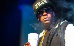 2 Chainz gives an impressive concert in a wheelchair
