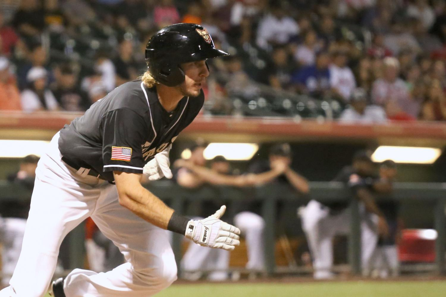Chihuahuas beat Aces to take game one
