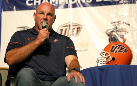 Football luncheon preludes upcoming UTEP football season
