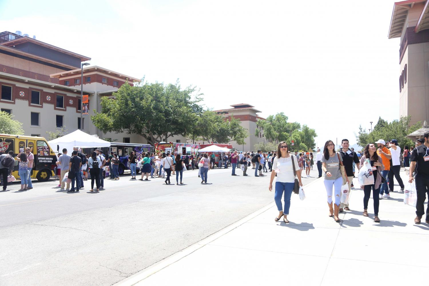 Miner Welcome week starts off the semester