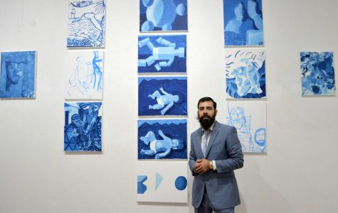 'The Life of J' paints Polanco Aguirre's life blue