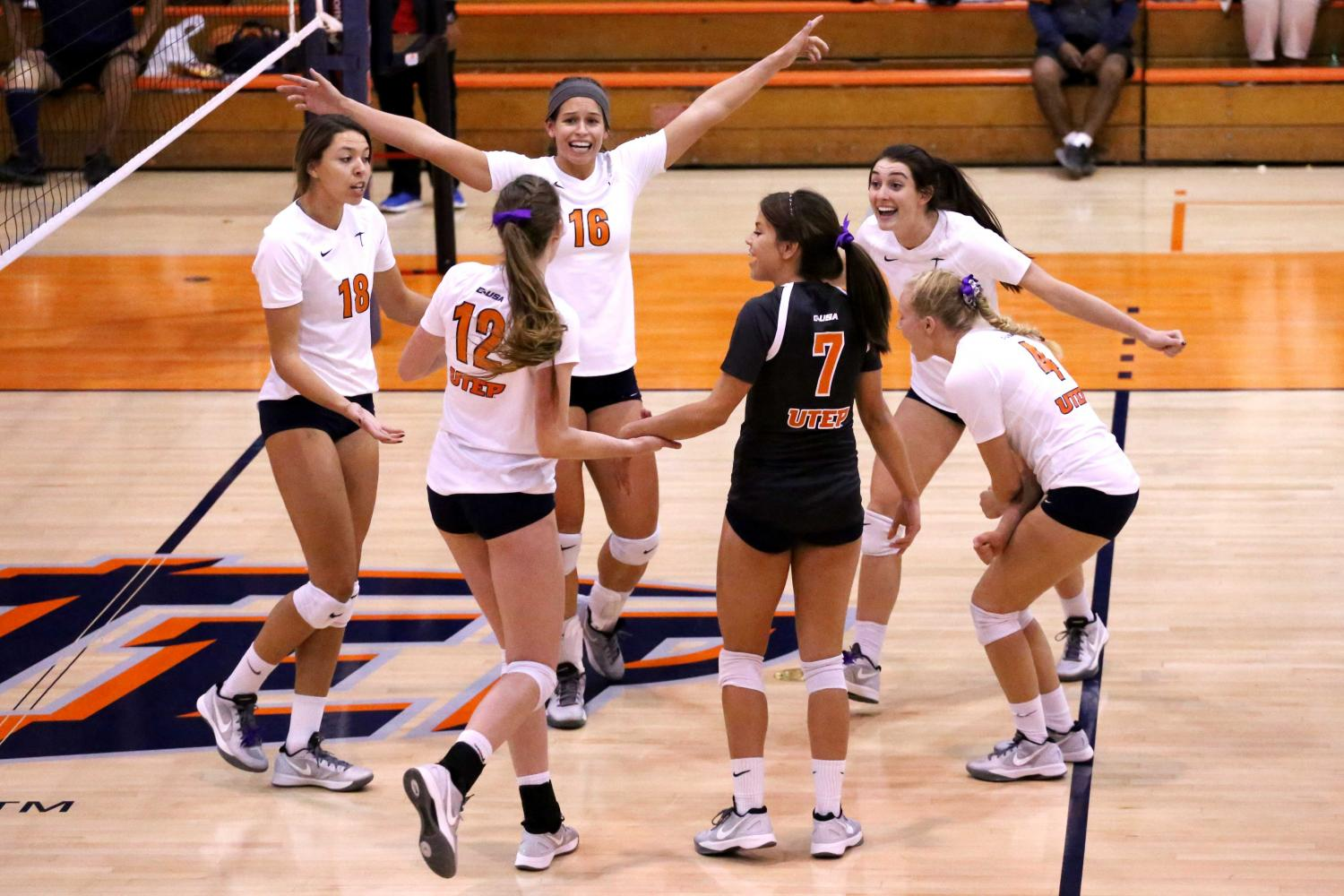 The+UTEP+Volleyball+team+will+play+at+home+for+the+first+time+in+2017+against+Texas+Tech.