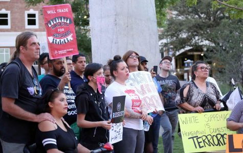 'Solidarity Against Fascism and Hate' brings civil rights organizations together at San Jacinto