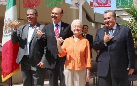 UTEP holds annual 'El Grito' ceremony