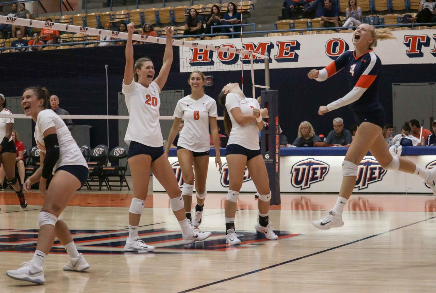 The+Miners+defeated+Youngstown+State+3-2+on+Saturday+afternoon.