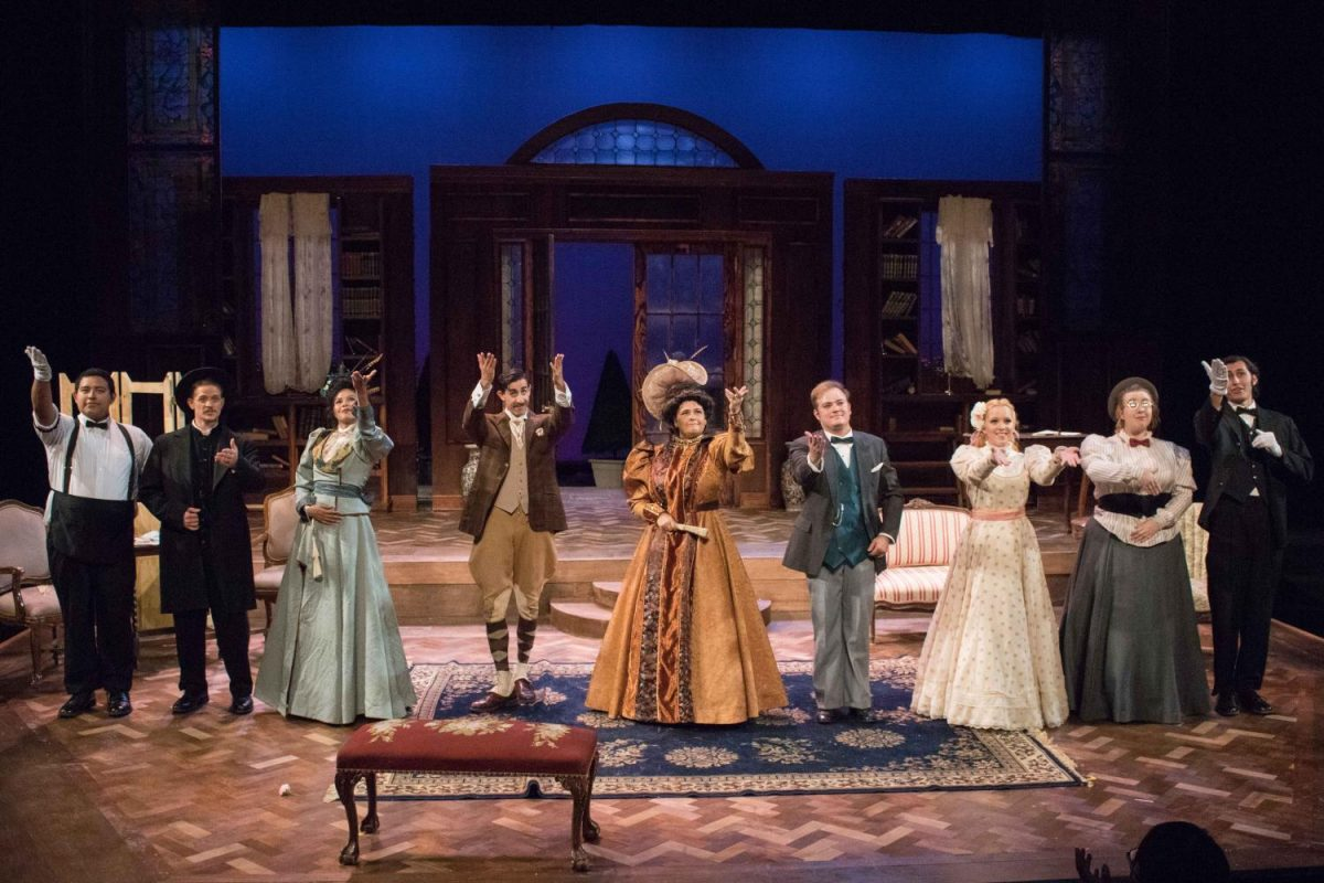 %27The+Importance+of+Being+Earnest%27+showcases+comedy+front+and+center