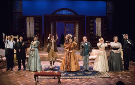 'The Importance of Being Earnest' showcases comedy front and center