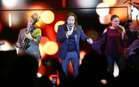 Marco Antonio Solis brings a romantic atmosphere to the Don Haskins