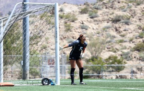 Palacios named C-USA goalkeeper of the week