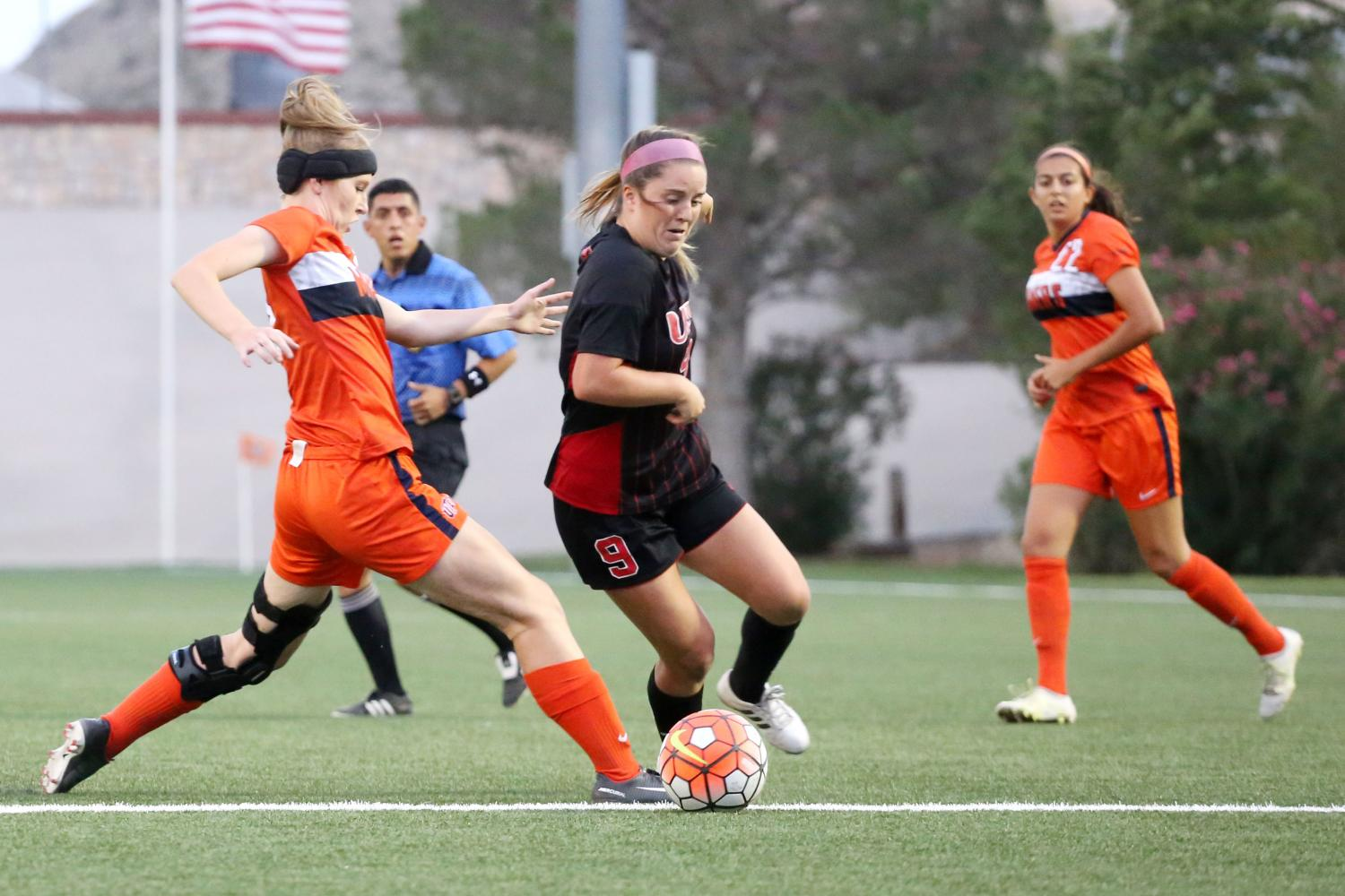 UTEP soccer secures second win in a row against UIW