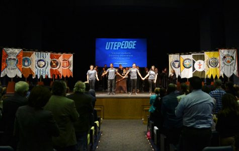 UTEP celebrates 2017 convocation