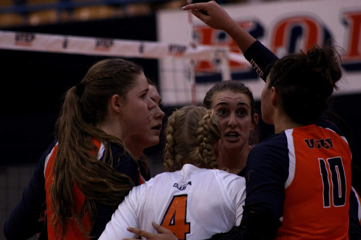 The+UTEP+Volleyball+team+is+still+searching+for+their+first+win+of+2017.