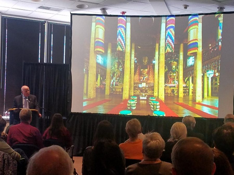 President+of+the+Bhutan+Foundation+visits+UTEP+for+Centennial+Lecture+Series