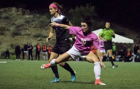 Women's soccer falls to Middle Tennessee