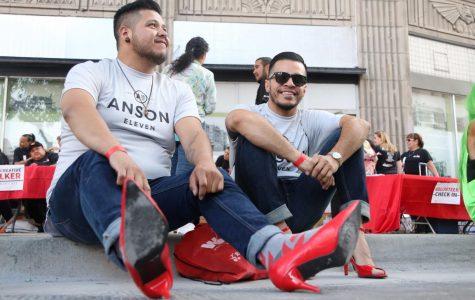 Annual heel walk raises $82,000 for local YWCA