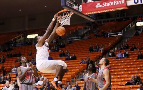 Miners hot second half leads to victory over Sul Ross State