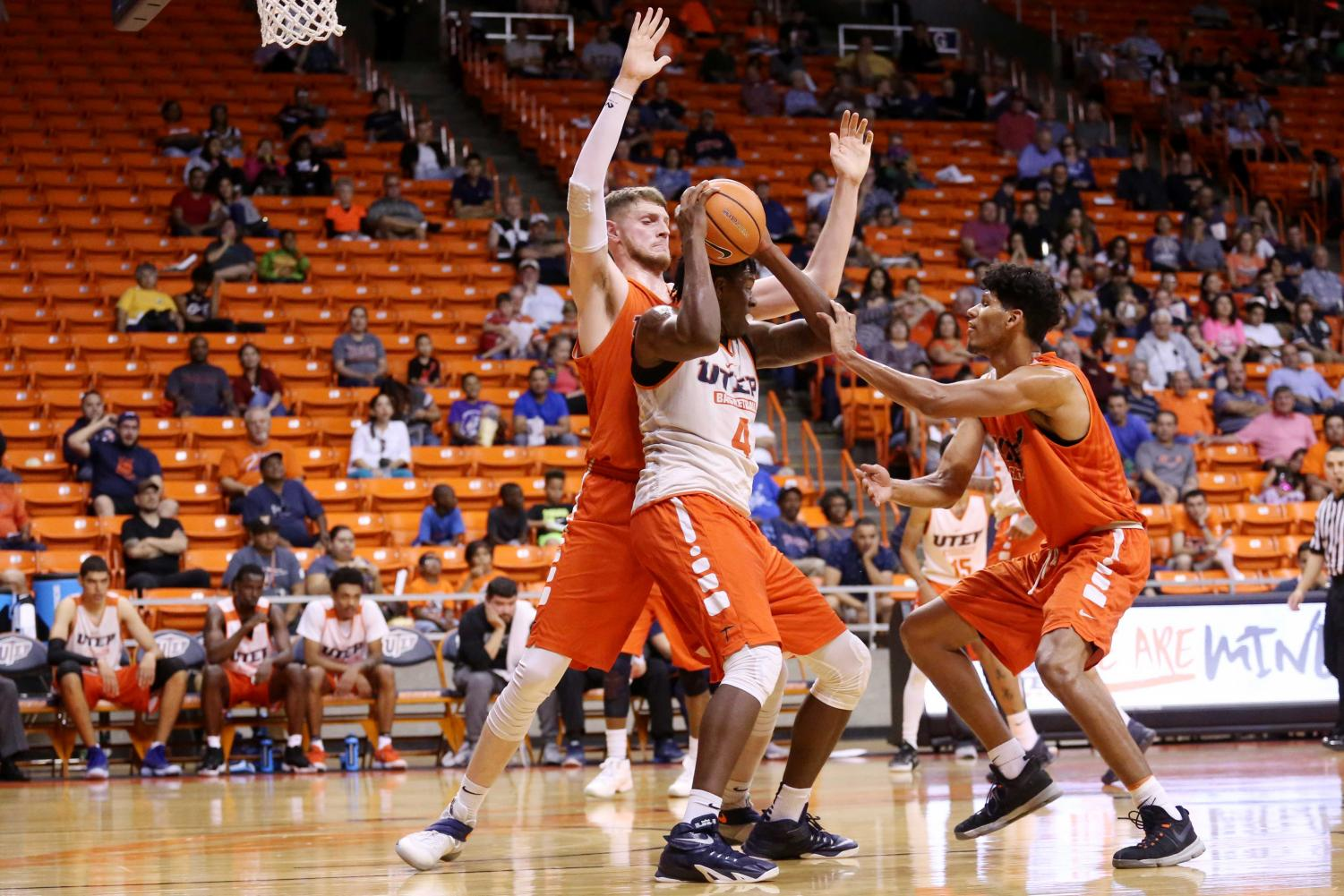 The UTEP men's basketball team will take the court against another opponent for the first time this season against Sul Ross State on Oct. 28..