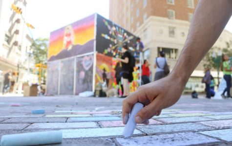 Chalk the Block celebrates ten years with largest attendance