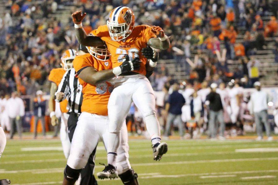 The Prospector Sports Weekly Podcast - National Signing Day and UTEP football RB Joshua Fields