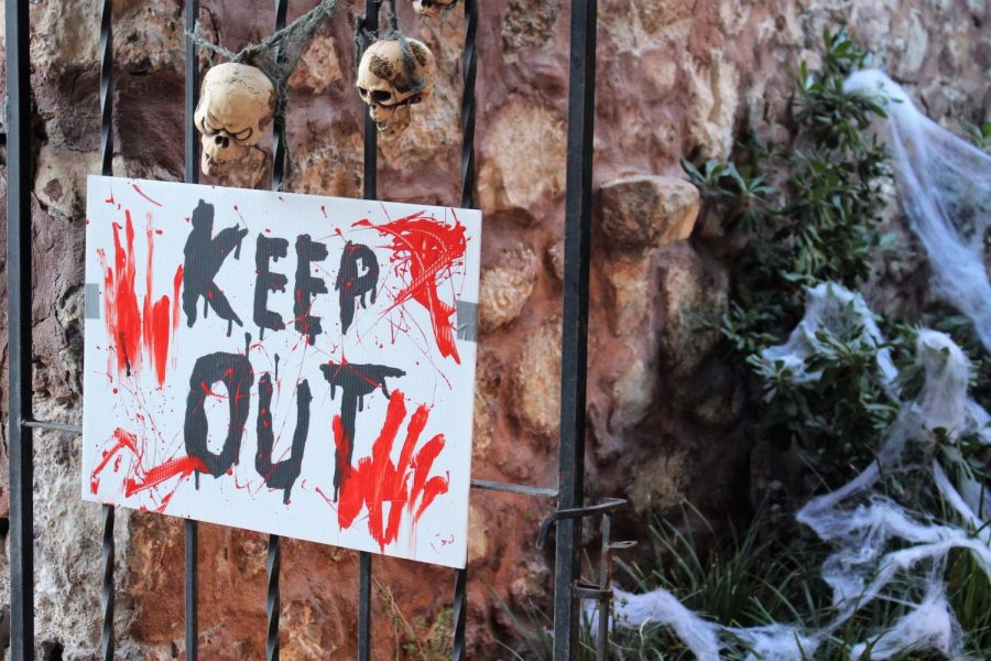 Haunted Campus Tours delivers historical significance