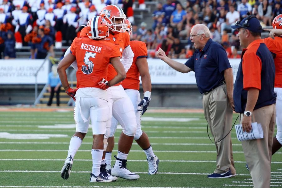Special teams falter as Miners lose heartbreaker to WKU and fall to 0-6