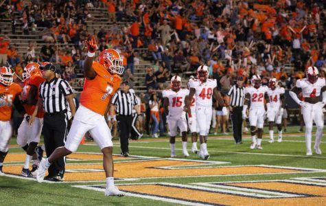 Miners feeling confident as they travel to Southern Miss