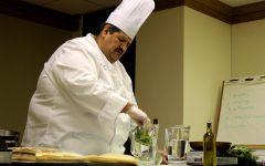 Student Engagement & Leadership Center holds first Mindful Eating cooking workshop