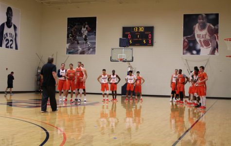 UTEP basketball starts first practice on Monday