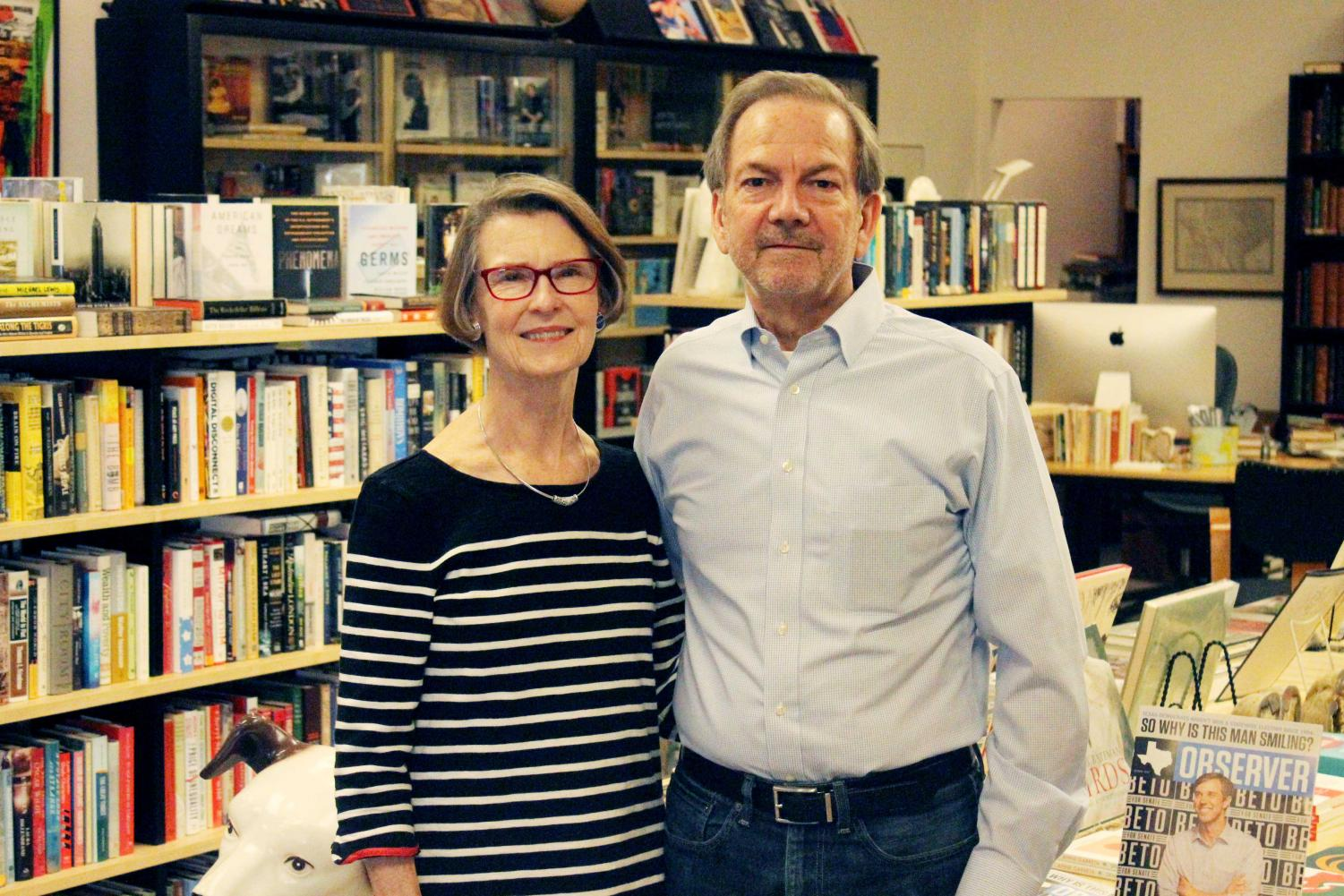 Literarity is owned by Bill and Mary Anna Clark, a husband and wife duo.