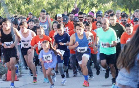 Miner Dash kicks off homecoming in annual race
