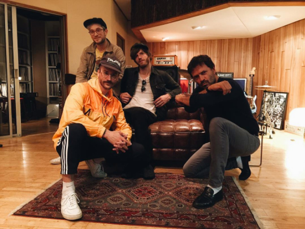 Portugal. The Man will be performing at the Plaza Theatre on Friday, Oct. 13 at 7 p.m.